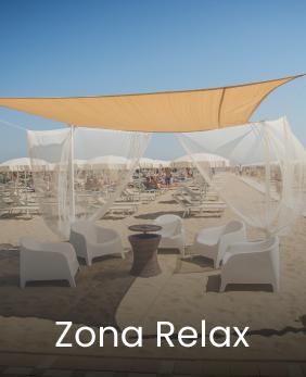 Area relax dove rilassarsi